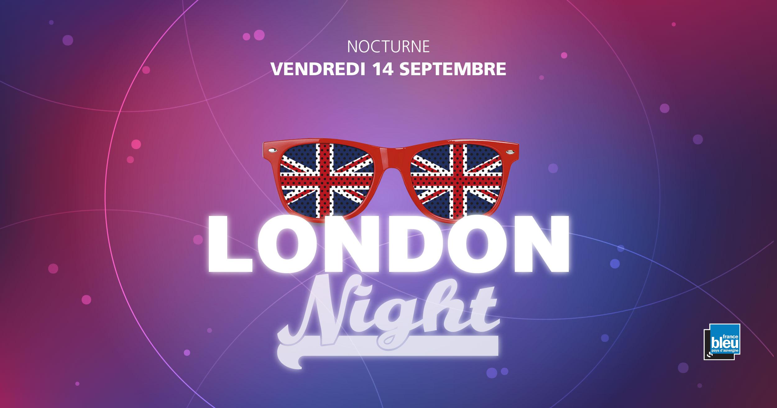 2E NOCTURNE – LONDON NIGHT